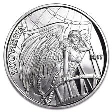 2017 Angels & Demons Steampunk Collection 1 OZ .999 Silver Proof Rd. w/COA