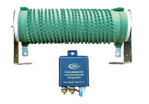 12V System Load Dump controller+ Dummy load,Wind generator,Solar