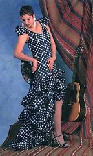 Folkwear #140 Flamenco Dress & Practice Skirt Salsa Sewing Costume Pattern