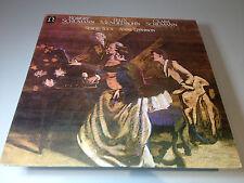 Violinist Sergiu Luca plays Schumann, Mendelssohn & Clara Schumann LP