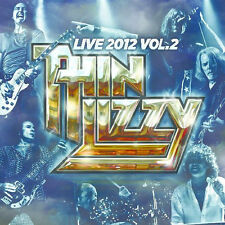 Thin Lizzy ‎– Live 2012 Vol. 2 on Colored Vinyl 2LP NEW 180gm