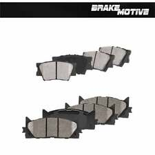 Front And Rear Ceramic Brake Pads For Lexus ES300H ES350 Toyota Avalon Camry