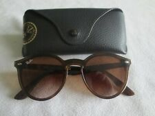 Ray Ban brown tortoiseshell sunglasses. RB 4380-N 710/13. With case.