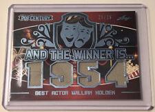 2020 William Holden Leaf Metal Pop Century And The Winner Is Platinum Relic /25