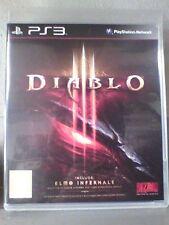 Diablo III  3   PS3  PLAYSTATION 3 USATO