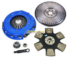 "FX STAGE 4 CLUTCH KIT & FLYWHEEL 10.5"" 86-95 FORD MUSTANG 5.0L 302"" GT LX"