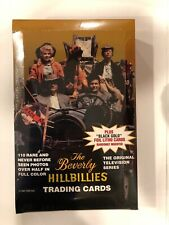 The Beverly Hillbillies 1993 Eclipse Trading Card Box Factory Sealed 36 Packs