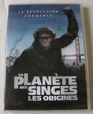 DVD LA PLANETE DES SINGES : LES ORIGINES - James FRANCO / Freida PINTO