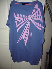 BRAND NEW MERCIBEAUCOUP BIG BOW PURPLE DRESS FROM JAPAN