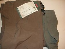 Field and Stream Pants 2 pair 1 new, 1 used