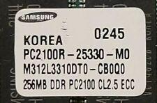 Dell OptiPlex Samsung 256MB DDR M368L3223DTL-CB0 PC2100U-25330-A0