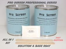 HD Projector / Projection Screen Paint - All in 1 Kit Solution + Base Coat-1080p