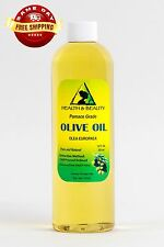 OLIVE OIL POMACE ORGANIC by H&B Oils Center COLD PRESSED PREMIUM PURE 12 OZ