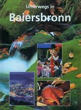 Bildband Unterwegs in Baiersbronn, Hubert Matt-Willmatt und Beate Kierey, 3-spr.