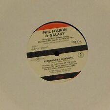 """PHIL FEARON & GALAXY 'EVERYBODY'S LAUGHING' UK 7"""" SINGLE"""