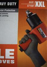 Nitrile Gloves 9 Mil Strong Extreme Heavy Duty Powder Free Xxl 2xl