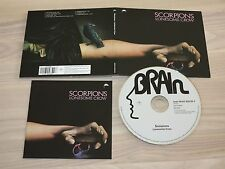 SCORPIONS CD - LONESOME CROW / BRAIN UNIVERSAL in MINT