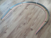 Scalextric Sport 1:32 Rad2 Borders & Barriers C8228 C8233 4 Outer, 2 Lead-In