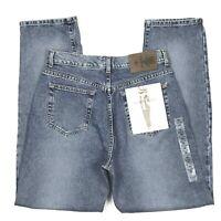 New - Vintage 90s Calvin Klein Jeans Womens Size 31 x 32 High Waist Mom