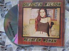 Gretchen Wilson – Redneck Woman Label: Epic Records UK  Promo CDr Single