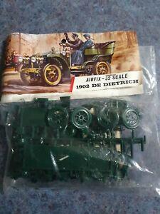AIRFIX 1/32 SCALE Model Vintage Cars Series 1902 De Dietrich