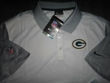 NIKE GREEN BAY PACKERS FOOTBALL POLO SHIRT SIZE XL  MEN NWT $70.00