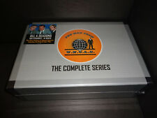 THE MAN FROM UNCLE-Complete Series--Robert Vaughn & David McCallum battle crime