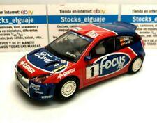 SLOT SCALEXTRIC 1/32 FORD FOCUS RS WRC TXUS JAIO CRUZ CANGAS DE NARCEA 2002