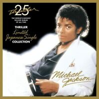 Michael Jackson Thriller 25th Anniversary Limited Japanese Single Collection 7CD