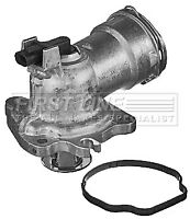 Coolant Thermostat fits MERCEDES C350 W204 3.0D 09 to 14 OM642.961 Firstline New