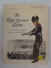 Osprey Men-At-Arms 42 : The King's German Legion - Napoleonic Wars