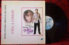 BLIND DATE ** Soundtrack ** RARE COVER 1987 Spain LP KIM BASSINGER Bruce Willis