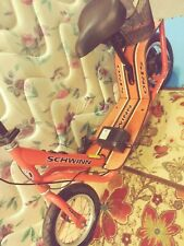 Schwinn S180 Electric Scooter with Seat & Basket Will Need Batteries & Charger