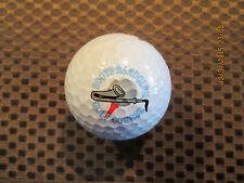 Logo Golf Ball-Boots Randolph Golf Course.Cool Logo.Kentucky