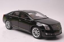 Cadillac XTS car model in scale 1:18 black