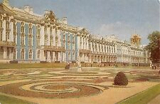 B98017 the garden front  town of pushkin the catherine palace russia