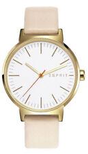Weiße Esprit Armbanduhren mit Mineralglas