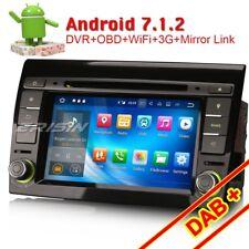 Android 7.1 FIAT BRAVO Autoradio GPS LCD DVR AUX 3G DVD OBD DTV-IN USB DAB+ WIFI
