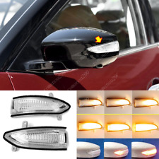 For Nissan Maxima 2016-2019 LED Sequential Flashing Rearview Mirror Turn Signal