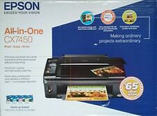 Epson Stylus CX7450 All-In-One Inkjet Printer Brand New Factory Sealed