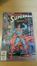 Superman Comic No 48 - DC - Great Condition - Free Post                      @_@