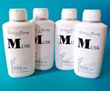 Bettina Barty Musk  Bath & Shower Gel Duschgel  4 x 500 ml