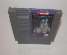 Disney Adventures in the Magic Kingdom Nintendo NES Capcom Game Great Shape