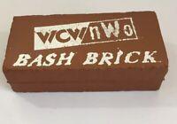 Wcw Nwo Bash Brick Original Foam Wrestling Gimmick Wwf Wwe Ecw Aew Souvenir Rare