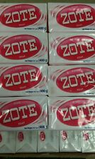 12x Zote Pink Soap (12) Large Bars 14.1oz per Hand Wash Soap for Stains 400g per