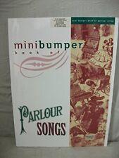 Mini Bumper Book of Parlour Songs (Piano Vocal Guitar) Paperback Book The Cheap