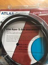 Atlas Hyper RCA-RCA 1.5M cable