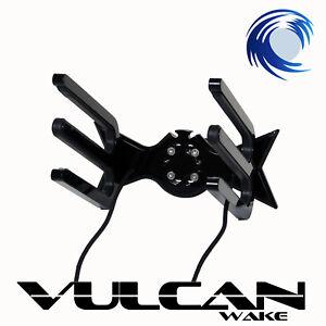 Wakeboard Tower Rack *BLACK* Vulcan Axe Wake Rack