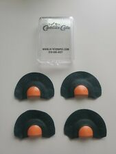 Elk Calls Carlton's Calls Hunters Elk Arsenal Tone Trough Diaphragm 4 Pack New