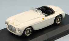 FERRARI 166 MM SPYDER 1969 STREET WHITE 1:43 MODELLINO AUTO ART MODEL SCALA